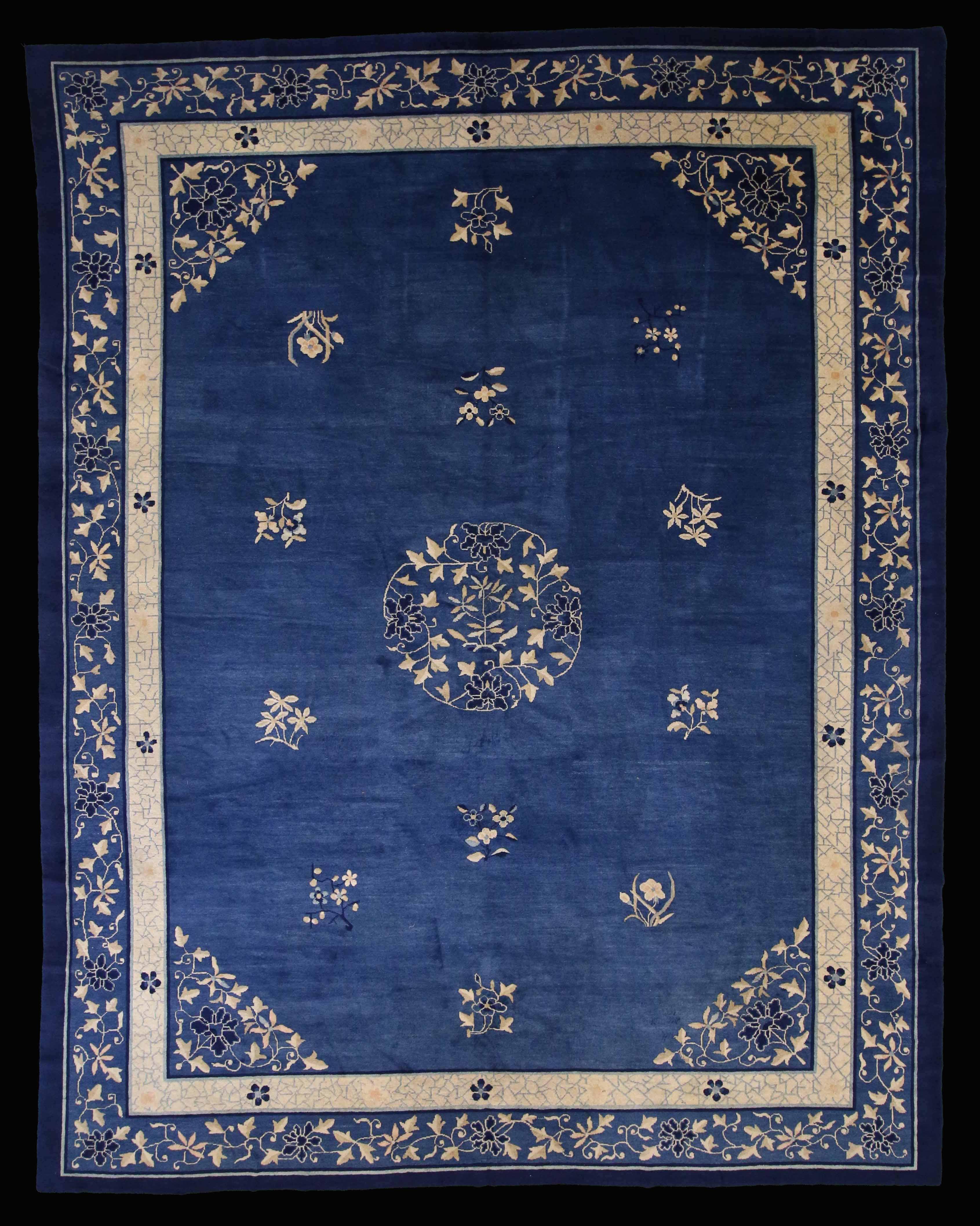 14945 Chinese Peking Carpet 353cm x 284cm